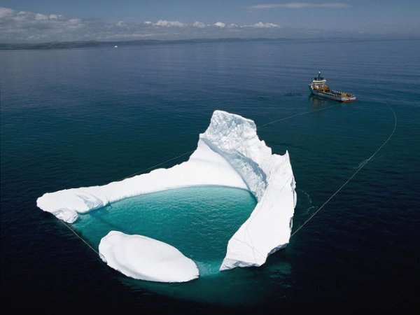 2. 冰山搬移公司