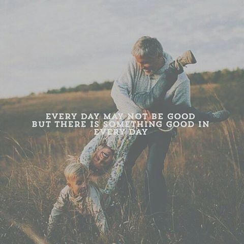 5. 不是每一天都是美好的,但總會有美好的事情發生在每一天。