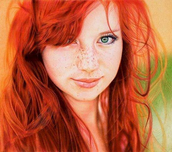1. 紅髮之火熱靈魂