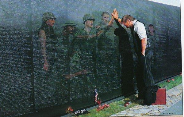 戰爭無法決定誰是正確的, 只會決定誰會留下。