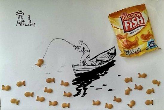 13. 金魚餅乾