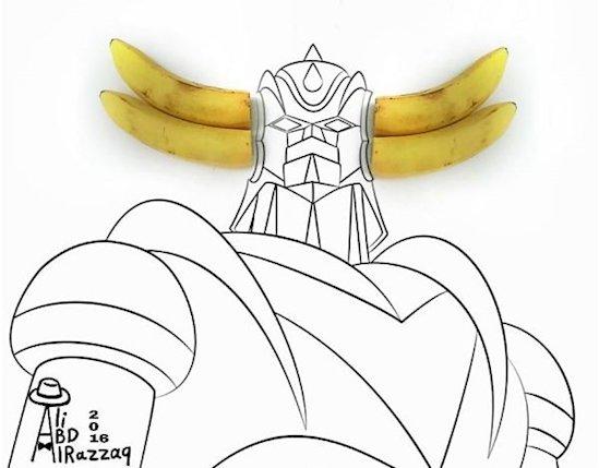 8. 金剛戰神的香蕉