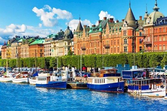 10. 瑞典