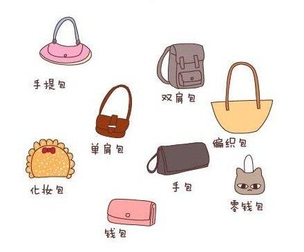 最重要是買個包