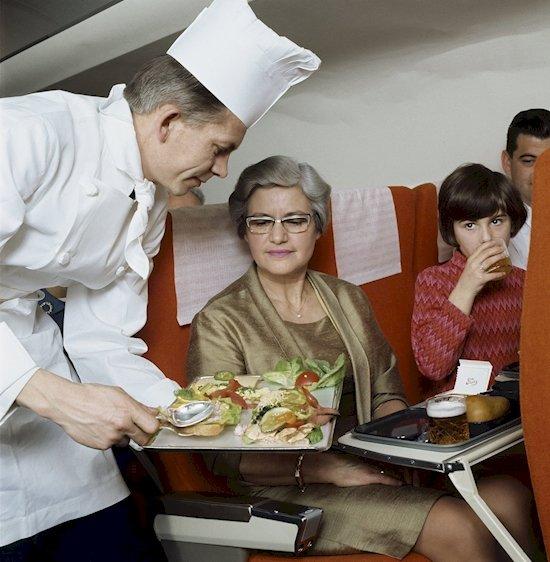 8. 某些菜單選項讓乘客感受家鄉味