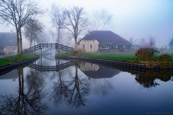 因此,村裡很寧靜。
