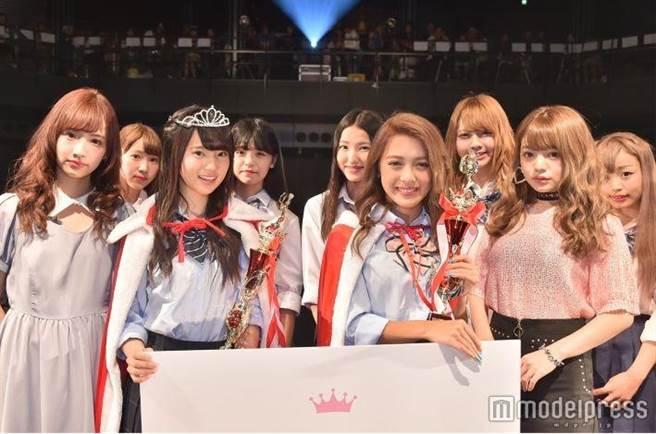 透過全日本網友投票決定的《全日本最可愛的女高一生》活動冠軍揭曉,由...