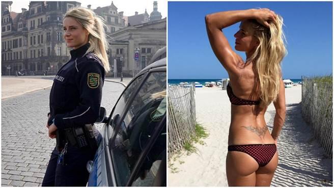 31歲的科萊紹(Adrienne Kolesza),身高173公分,體重65公斤,她因為常在自己In...