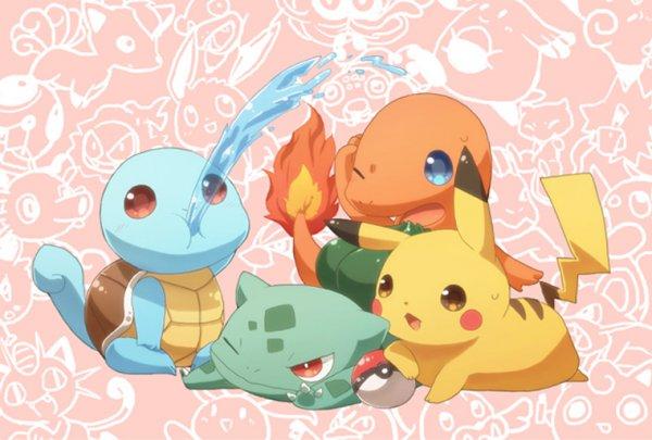 TOP 3:噴火龍、水箭龜、妙蛙花並列,儘管這三個前身在遊戲一開始就可以...