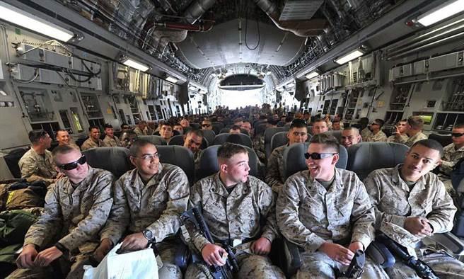而且美軍軍費人員費用的比重,未來還會上升,即使美軍未來不再發動對外...