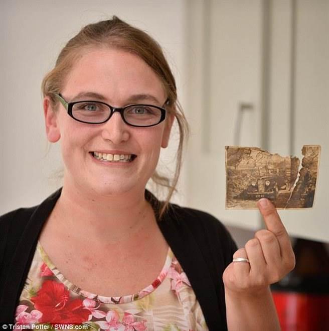 蒂普萊迪˙斯塔廷(Katie Tiplady-Startin),住在英國西米德蘭茲。有一天她在裝...