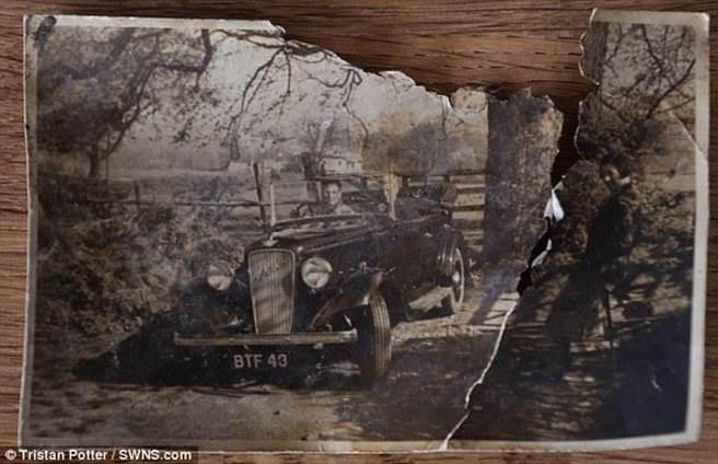 蒂普萊迪與丈夫及4名兒子,同住在科芬特里一間建於1930年代的大屋,去年11...