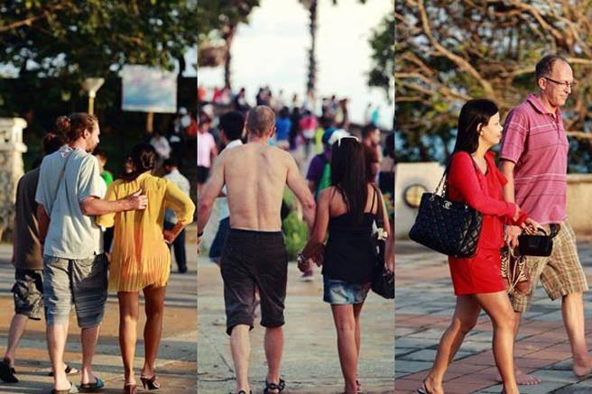 據泰國媒體報導,在泰國租妻7天以上平均每天9000泰銖,即長期租妻平均每...