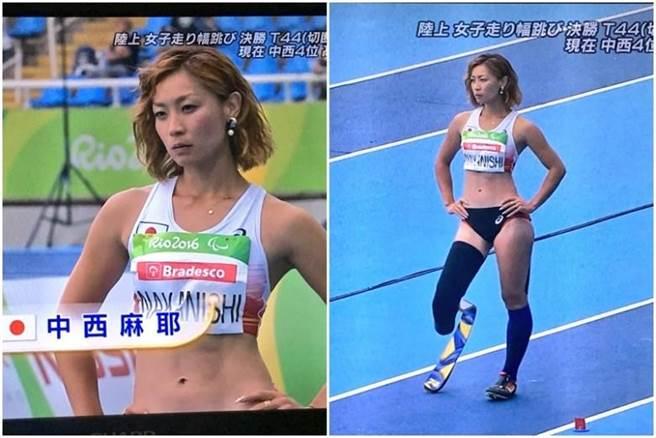 里約殘奧開賽幾天,有位日本選手因為帥氣插腰照被網友截圖在推特瘋傳而...