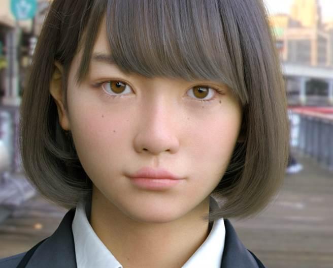 一位短髮女高中生近期在網絡亮相,小巧的臉蛋和精緻的五官,吸引目光,...