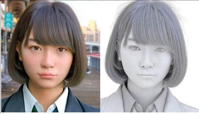 而近期製作團隊「TELYUKA」又發表2016年版的畫面,只見美少女Saya紅潤的臉頰...