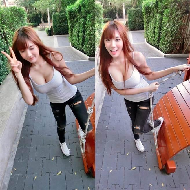 Arisara Karbdecho暱稱 Alice,又被稱為「棒糖妹」,是泰國十大話題正妹之一,...