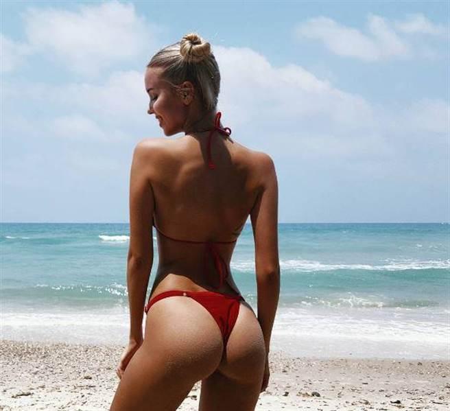 現年21歲的Maria Domark,目前繼續模特兒的本業,時常在社群網站發布生活照...
