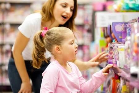 父母們有沒有經歷過孩子一邊說著「我想要這個,買給我!買給我!」然後...