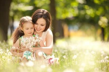 4,給孩子注入滿滿的愛