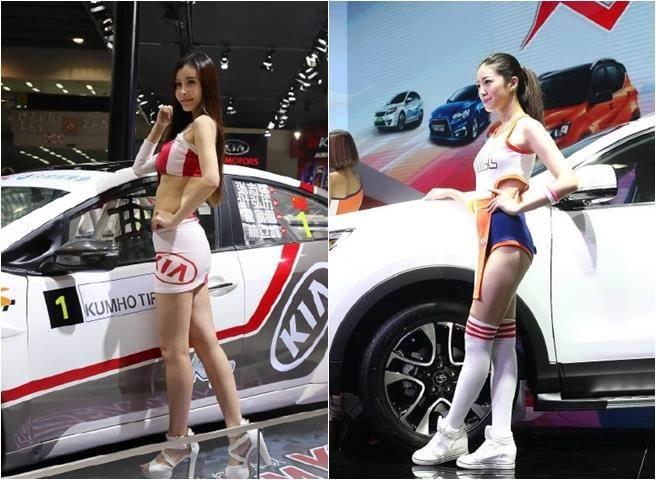 對此,有不少網友表示「見怪不怪」,車模擁有傲人身材並不奇怪,且名單...