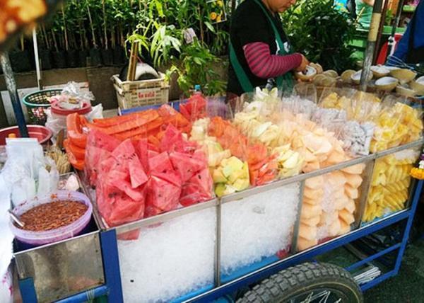 1. 卖水果
