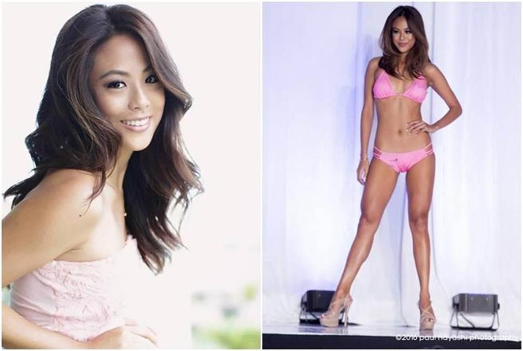五官深邃、長髮披肩的郭瑞筠,其實是位相當道地的台灣女孩,從小住在台...