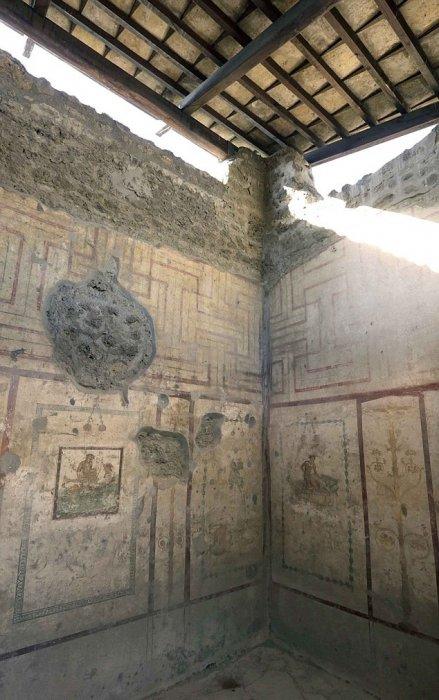 古羅馬的妓院在十九世紀開始盛行,在歷史悠久的龐貝城妓院中,考古學家...